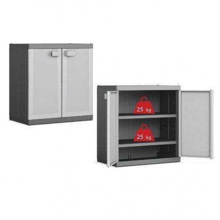 ตู้เก็บของ Logico XL Low Cabinet (ลด 40%) ฟรี Tribac-box 1set