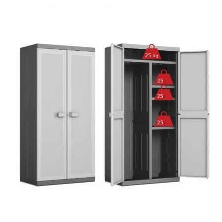 ตู้เก็บของ Logico XL Utility Cabinet (ลด 40%) ฟรี Tribac-box 1set