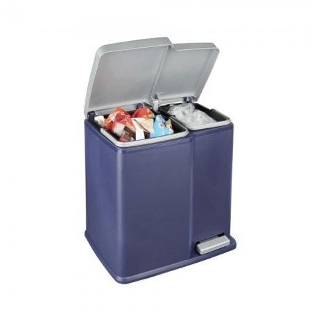 ถังขยะ DUO Blue (ลด50%)