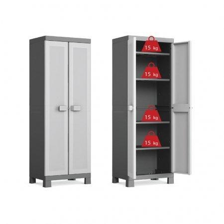 ตู้เก็บของ Logico High Cabinet (ลด 40%) ฟรี Tribac-box 1set