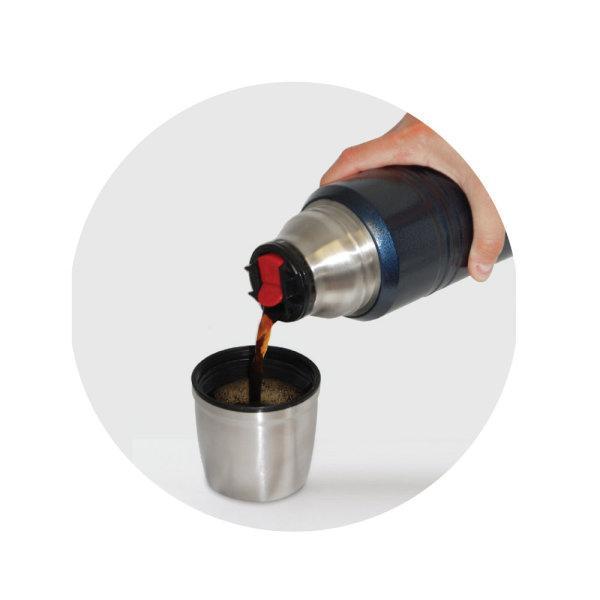 กระติกน้ำร้อนเย็น ชิคอาม่า  1 L (ลด 30% )