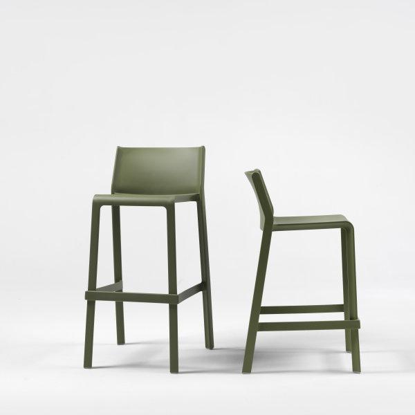 NARDI เก้าอี้ Trill Stool - High Stool (ลงทะเบียนผ่าน Line รับส่วนลด 50% )