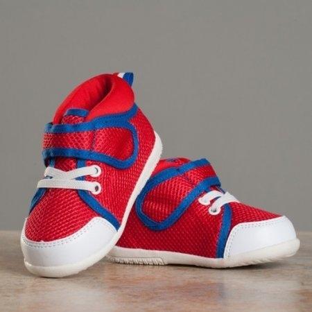 รองเท้าเด็กหัดเดิน ZA0007 แดง