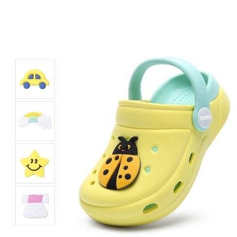 รองเท้าเด็ก G23 เหลือง