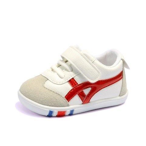รองเท้าเด็กหัดเดิน D06 แดง