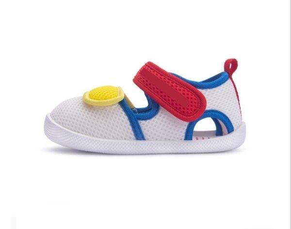 รองเท้าหัดเดินเด็กBA06-Fรวมสีขาว