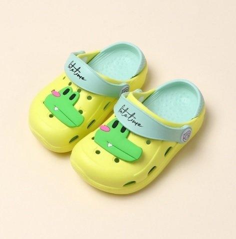 รองเท้ารัดส้น G4 Green