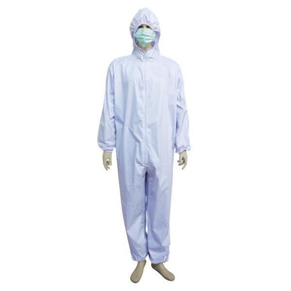 ชุด PPE Level 3 ซักได้ 20 ครั้ง รุ่น 5001 (102) O/W มีหมวก