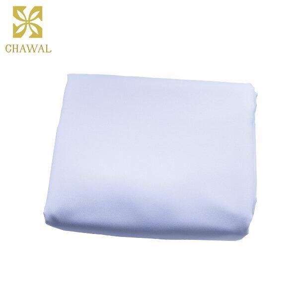 ผ้าชุดพยาบาล สีขาว