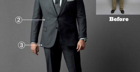 ผู้ชายอ้วนจะเลือกซื้อเสื้อผ้าอย่างไร