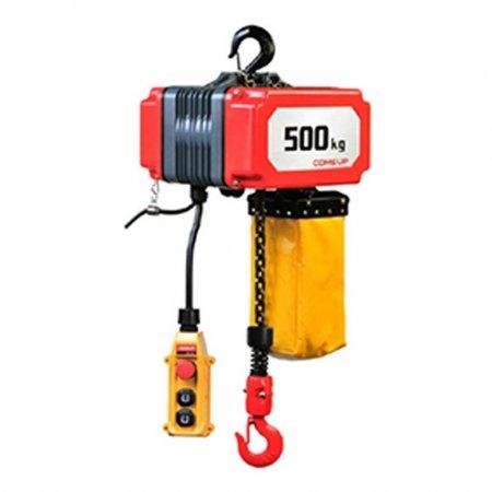 รอกโซ่ไฟฟ้า 0.5 ตัน COMEUP รุ่น CK 500B