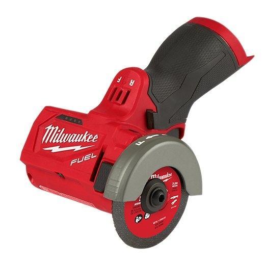 (ชุดโปร Q3-62) เครื่องมือตัดไร้สาย 3 นิ้ว Milwaukee รุ่น M12 FCOT-0X (เครื่องเปล่า) ใบตัด3นิ้ว(49-94-3005) + กระเป๋าไซค์M