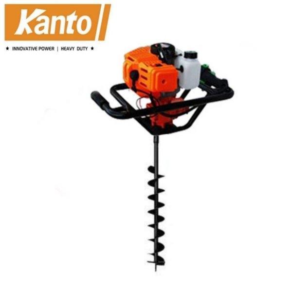 (สินค้าจัดชุด) เครื่องเจาะดิน KANTO รุ่น KT-DRILL-5800 + ดอกเจาะดิน 4 นิ้ว