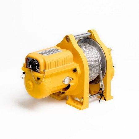 รอกกว้านสลิงไฟฟ้า 200 Kg. (มอเตอร์ถ่าน) COMEUP รุ่น CWL 200