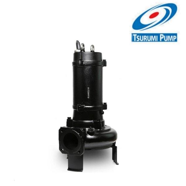 ปั๊มจุ่มสำหรับบ่อบำบัดน้ำเสีย 4 นิ้ว 5 แรงม้า TSURUMI PUMP รุ่น 100B43.7H (380V.)
