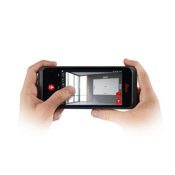 เครื่องวัดระยะดิจิตอล + ซอร์ฟแวร์ Leica รุ่น BLK3D