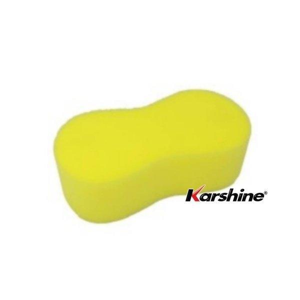 ฟองน้ำล้างรถเลขแปด Karshine