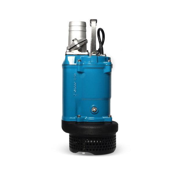 KTZ-31.5 : ปั๊มแช่สูบน้ำโคลน 3 นิ้ว 2 แรงม้า Tsurumi Pump (380 V.)