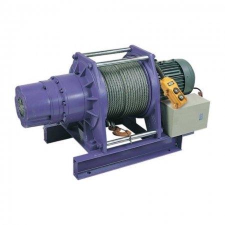 รอกกว้านสลิงไฟฟ้า 3,500 Kg. COMEUP รุ่น CWG 31500