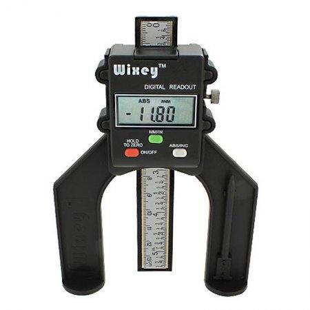 เกจวัดความสูงดิจิตอล WIXEY รุ่น WR 25