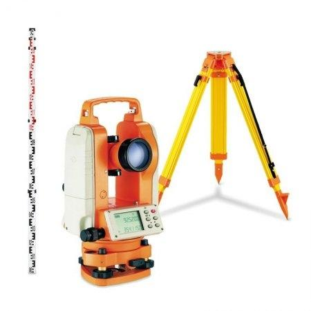 กล้องวัดมุม Theodolite GEO-Fennel รุ่น FET 420K