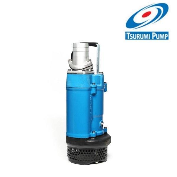 ปั๊มแช่ดูดโคลน 3 นิ้ว 3 แรงม้า Tsurumi Pump รุ่น KTZ-32.2 (380V.)