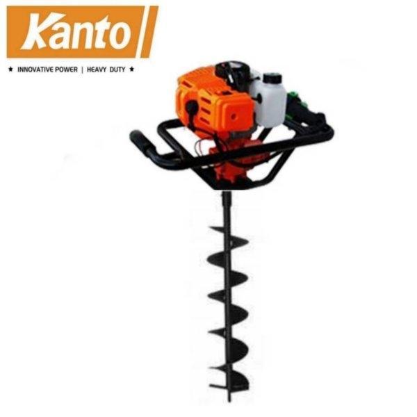 (สินค้าจัดชุด) เครื่องเจาะดิน KANTO รุ่น KT-DRILL-5800 + ดอกเจาะดิน 6 นิ้ว