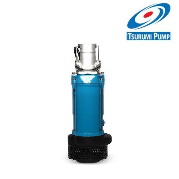 ปั๊มแช่สูบน้ำโคลน 3 นิ้ว 2 แรงม้า Tsurumi Pump รุ่น KTZ-31.5 (380V.)