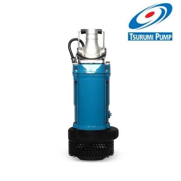 ปั๊มแช่สูบน้ำโคลน 2 นิ้ว 2 แรงม้า Tsurumi Pump รุ่น KTZ-21.5 (380V.)