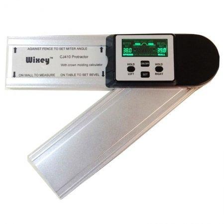 ไม้วัดมุมดิจิตอล WIXEY รุ่น CJ410