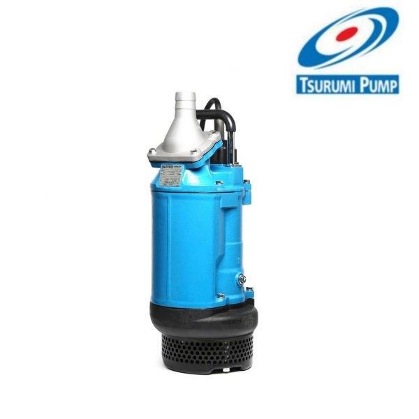 ปั๊มแช่สูบน้ำโคลน 2 นิ้ว 5 แรงม้า Tsurumi Pump รุ่น KTZ-23.7 (380V.)