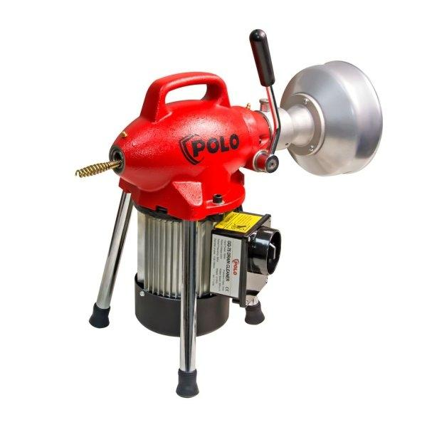 เครื่องล้างท่อไฟฟ้า 3/4 - 4 นิ้ว POLO รุ่น GQ-75 (รับประกัน 1 ปี)