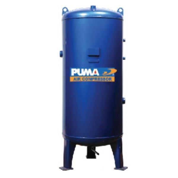 ถังพักลมแบบยืน 1000 ลิตร PUMA (ความหนาถัง 6.0 มม.)