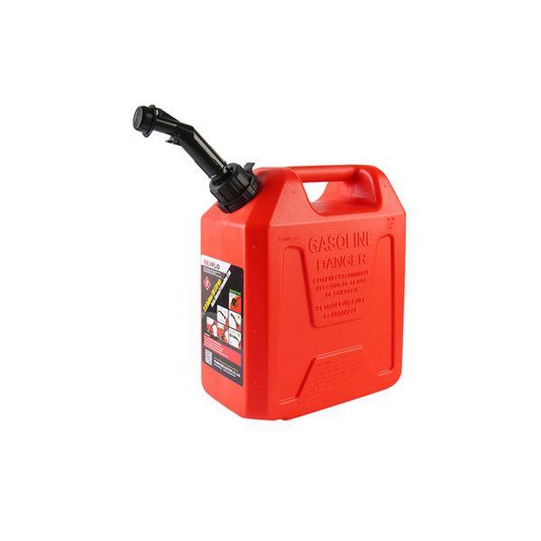 แกลลอนน้ำมันเบนซิน 10 ลิตร มีระบบ Safety Valve SEAFLO (สีแดง   ใช้สำรองน้ำมันเชื้อเพลิง)
