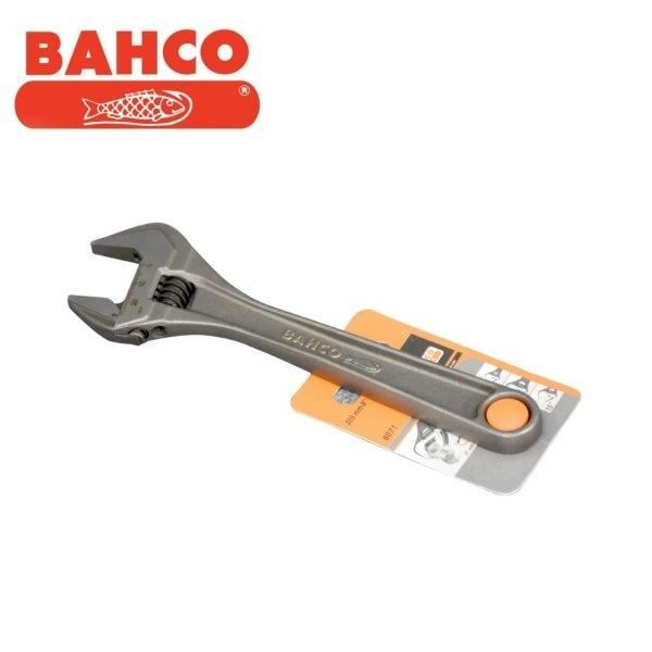 ประแจเลื่อน 8 นิ้ว BAHCO (8071)