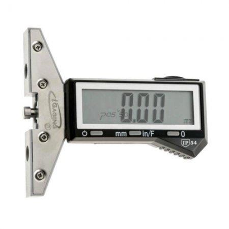 เกจวัดความสูงดิจิตอล IGAGING รุ่น 35-0908 (วัดความสูงใบกบ, ใบมีดเครื่อง Jointer  )
