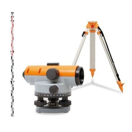 SET กล้องระดับ GEO FENNEL รุ่น N 32-SET (ขยาย 32 เท่า | รับประกัน 1 ปี)