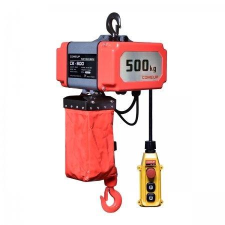รอกโซ่ไฟฟ้า 0.5 ตัน COMEUP รุ่น CK 500