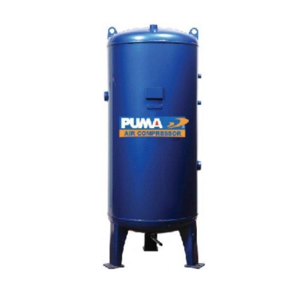 ถังพักลมแบบยืน 500 ลิตร PUMA (ความหนาถัง 6.0 มม.)