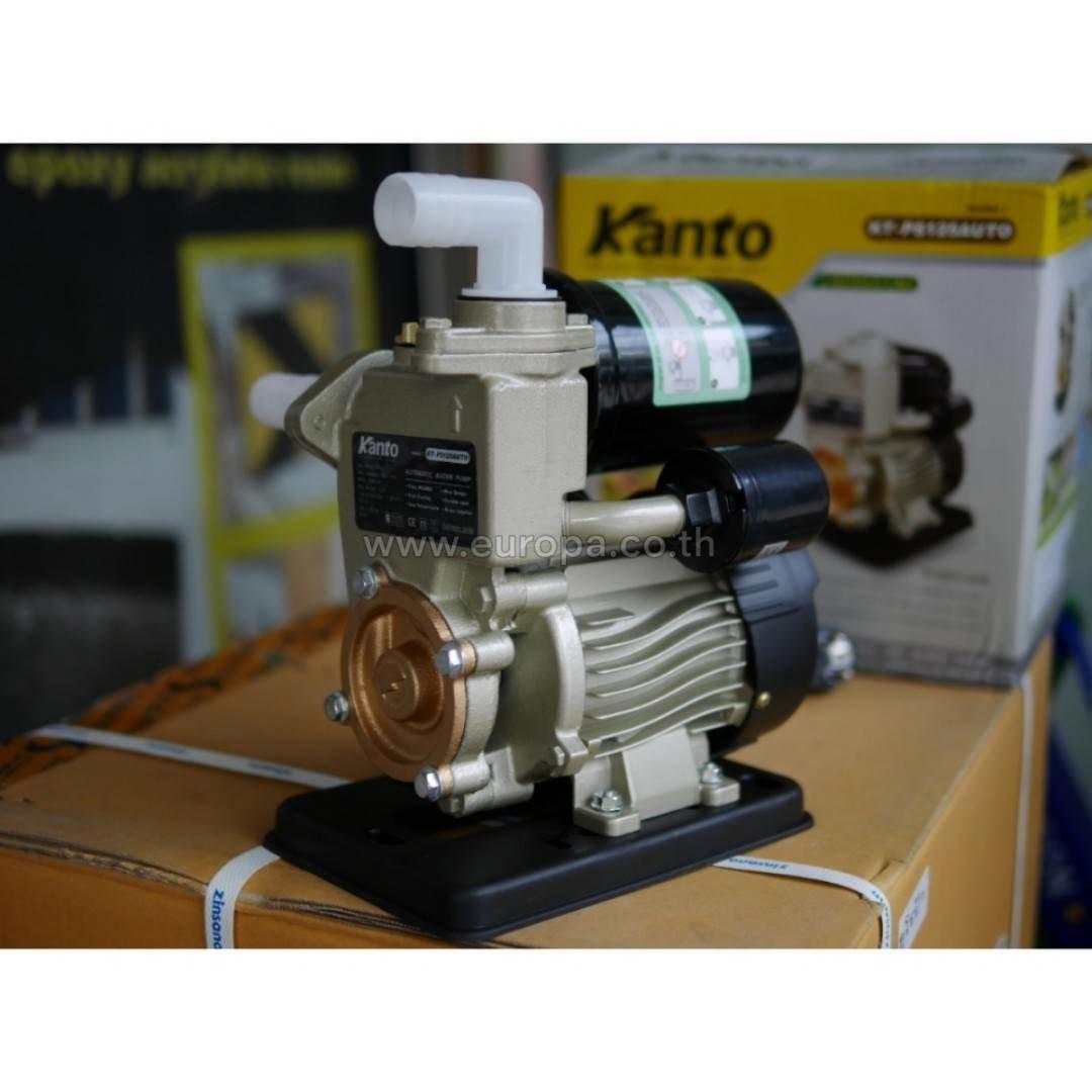 ปั๊มน้ำอัตโนมัติ 1 นิ้ว KANTO รุ่น KT-PS-125AUTO (220V. | รับประกัน 6เดือน)