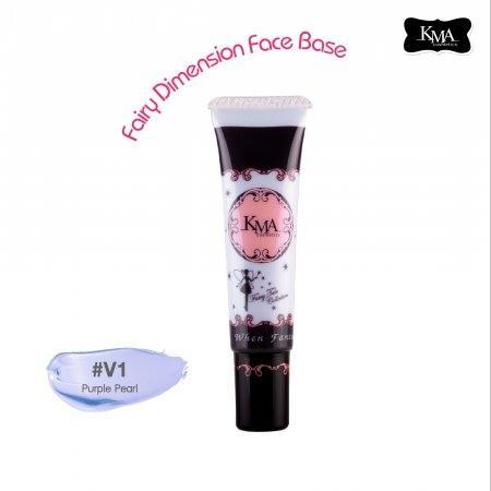 KMA Fairy Dimension Face Base เบสรองพื้น เนื้อบางเบา แก้ไขจุดบกพร่องได้อย่างเเนบสนิท