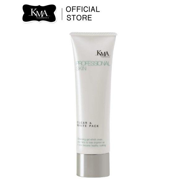 KMA Clear & White Pack