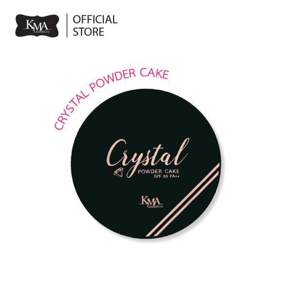 KMA CRYSTAL POWDER CAKE SPF30 PA++