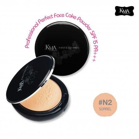 KMA Professional Perfect Face Cake Powder SPF 15 PA+++