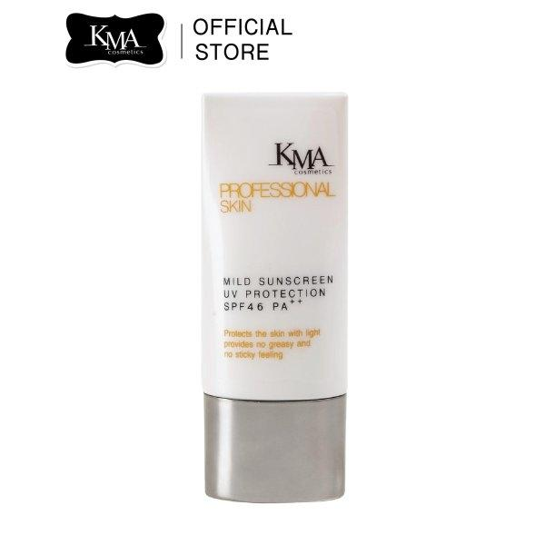 KMA MILD SUNSCREEN UV PROTECTION