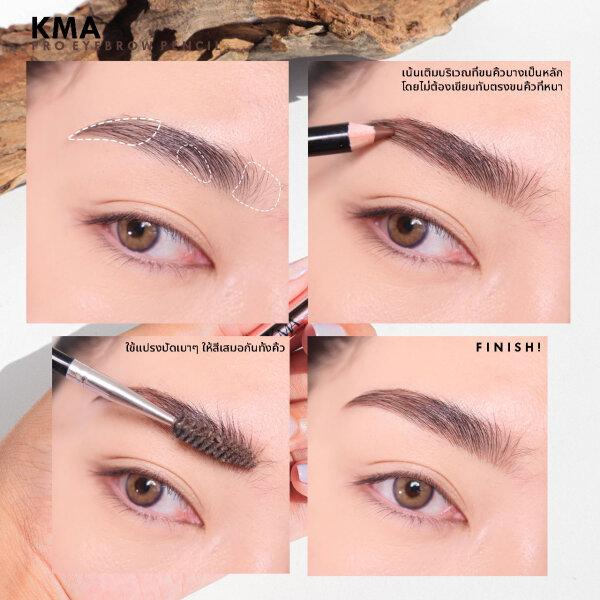 KMA PRO EYEBROW PENCIL