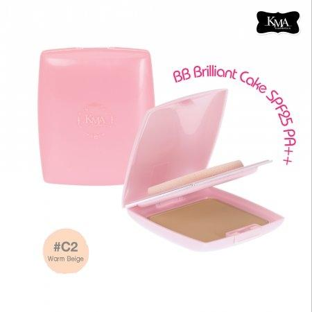 KMA BB  Brilliant  Cake SPF 25 PA++