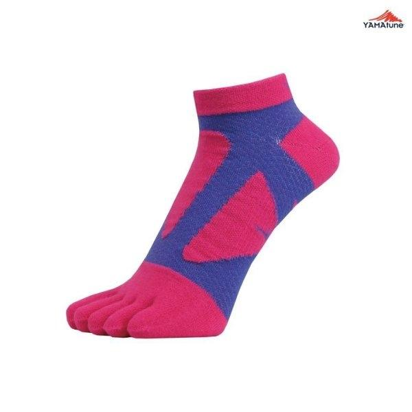 Yamatune : Spider Arch 5Toe Short (pink x purple)