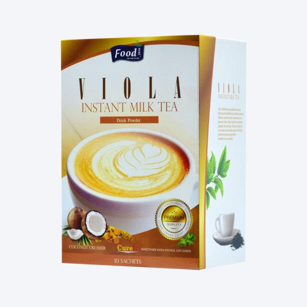 วิโอล่า ชานม+สมุนไพร