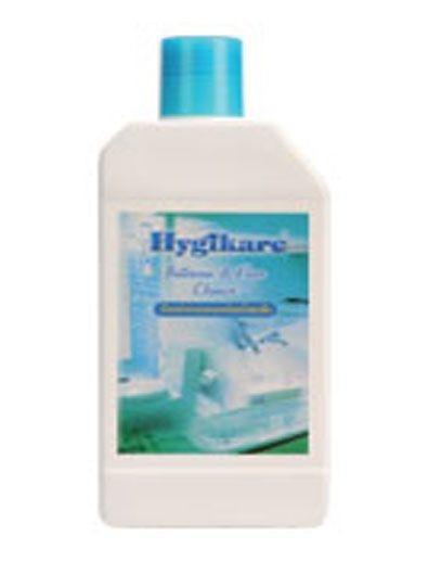 HK1002 Hygikare Bathroom & Floor Cleaner ไฮจิแคร์น้ำยาทำความสะอาดสุขภัณฑ์เข้มข้น